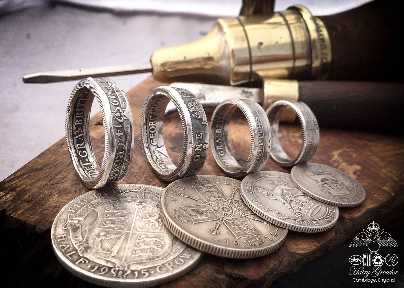 ring of coins