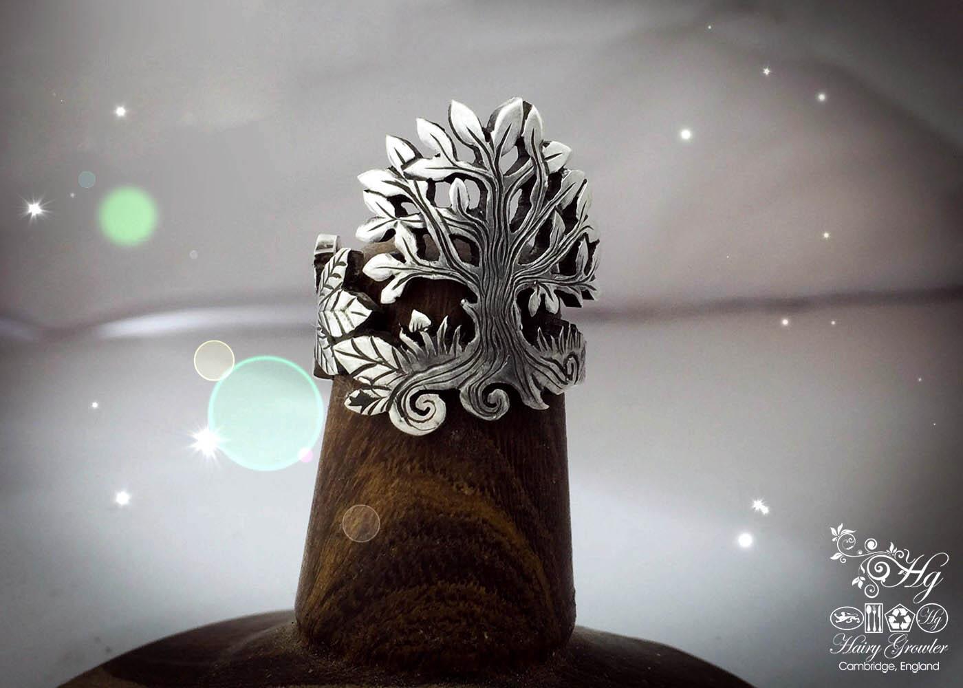 eco-friendly, nature loving tree jewellery