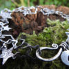star jewellery - handmade and recycled silver bracelet