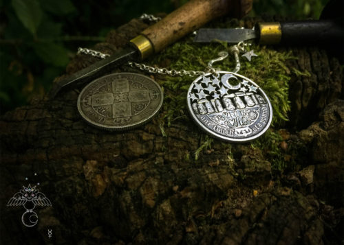 Stonehenge jewellery winter solstice stonehenge handcrafted and recycled silver coin jewellery